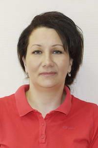 Анцова Светлана Алексеевна