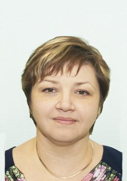 Фищук Елена Владимировна