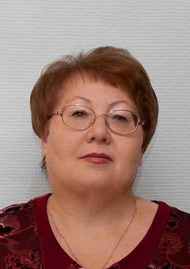Попова Елена Ильинична