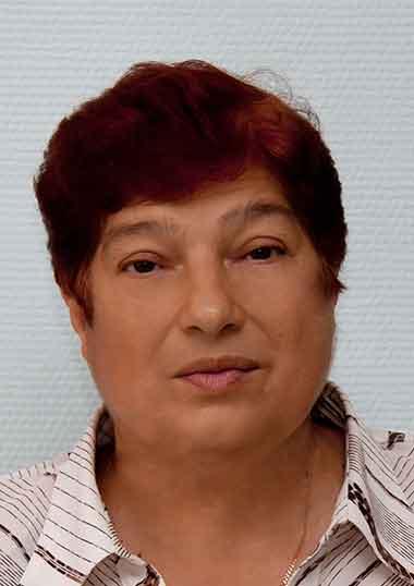 Заместитель директора школы по учебной работе Шемерянкина Венера Васильевна
