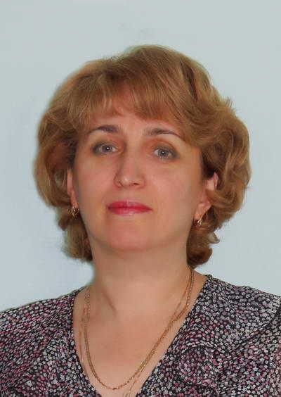 Прахт Елена Васильевна