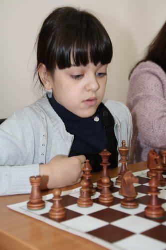 Высокие результаты наших шахматистов