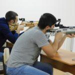 Cоревнования по пулевой стрельбе