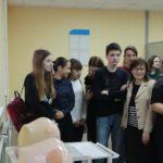 «День открытых дверей» в медицинском колледже