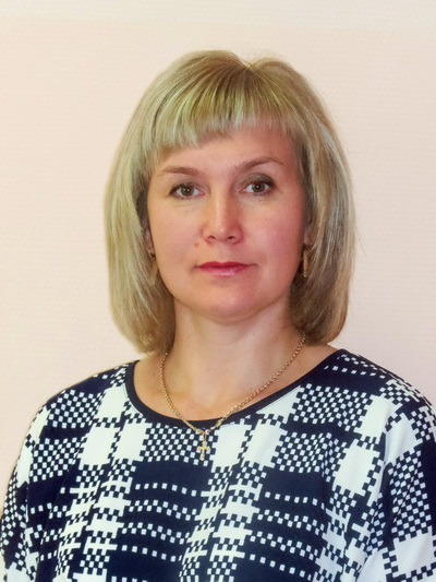 Смолякова Оксана Геннадьевна
