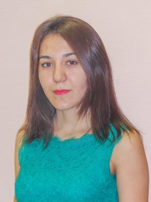 Гасымова Натига Назим кызы