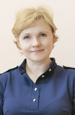 Солодовникова Елена Валерьевна